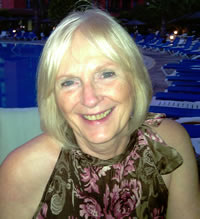 Elizabeth Carol is the working name of the clairvoyant and psychic medium Carol Vincent. - carol2